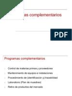 04 Programas complementarios