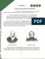 Orvel Morgan and Jane Wilson ALLEN