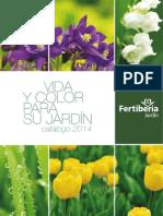 FERTIBERIA Catalogo Jardin2014