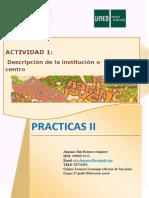 Practicas II. Acctividad 1. Rita