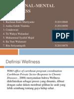 Presentation Wellness