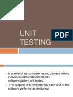 Unit Testing Basics For Programming