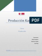 Producción Kanban