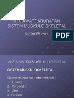 Kegawatdaruratan Sistem Muskulo Skeletal(1)