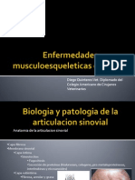 CIRUGIA - Enfermedades musculares