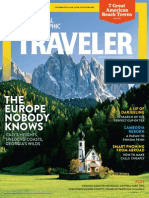 National Geographic Traveler - July 2014