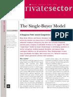 The Single Buyer Model