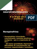 Alguns Neurotransmissores e Seus Mimetizadores