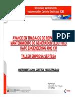 PRUEBAS Y LIBERACION DE GENERADOR ELECTRICO TALLER EXTERNO SERTESA (20-03 -2014).pdf