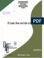 Tesis Concepto Lead y Mas