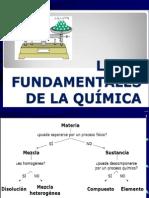 Leyes Fundamentales de LA QUIMICA