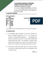 Junior Civil Judge Notification 2014