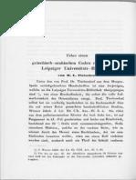 H.L. Fleischer_Ueber Einen Grieschich-Arabischen Codex Rescriptus Der Leipziger Bibliothek