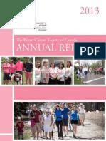 BCSC Annual Report 2013