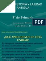 5 Ud 14 La Prehistoria y La Edad Antigua (1)
