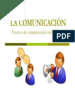 01 02 La Comunicacion y Su Proceso