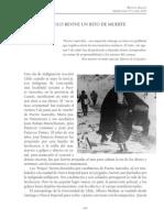 Arauco Revive un Rito de Muerte, Terremoto de Valdivia de 1960