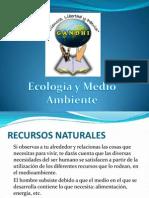 3.1 Recursos Naturales