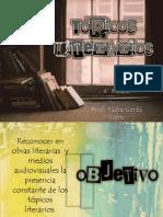 4_M_Tópicos Literarios_Prof. Yadia Cerda León
