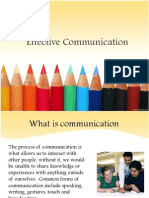 effectivecommunication