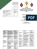 Sample Buku Program Pengakap