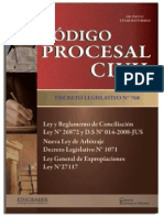 Código Procesal Civil - Gaceta Jurídica