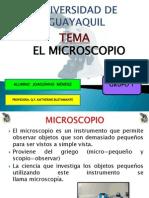 # 1 Microscopio Historia