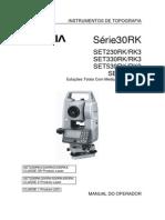 Manual Serie30rk-Rk3 Português