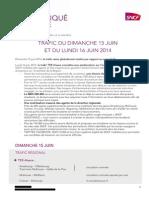 29-2014 grève 15 et 16 juin