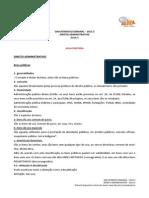 ExtSem_DirAdministrativo_JoséAras_2012_3_aula2_15082012_Leonardo_matomon
