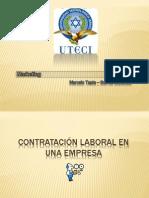 Trabajo2 Clasecontratacionlaboral 110208170202 Phpapp02