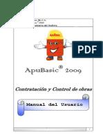 Manual ApuBasic 2009