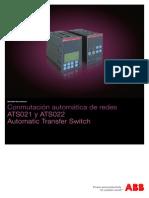 Brochure TS021 ATS022