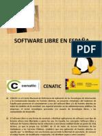 Software Libre en España