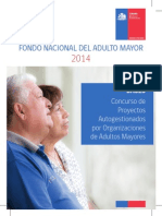 Bases Fondo Autogestionado 2014