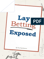 Lay Betting Exposed