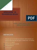 Infecciones Transmisión Sexual
