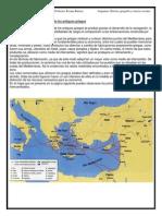Comercio y Rutas Comerciales de Los Antiguos Griegos