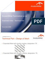 Expanded Metal Technical