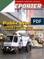 January 2008 APWA Reporter