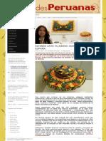 Exhiben arte plumario amazónico en España - Identidades Peruanas - Arte Plumario Cholon