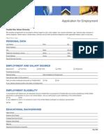 2803 HR Application 08-1