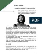 UN C0MUNISTA  LLAMADO  ERNESTO CHE GUEVARA