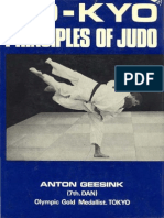 Go-Kyo Principles of Judo