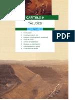 Cap 09 Taludes