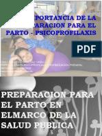 Importancia de La Preparacion Para El Parto Psicoprofilaxis Kelina 3