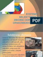 Systemy selektywnej zbiórki odpadów opakowaniowych.pptx