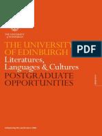 Pg Literatures Languages Cultures 2014