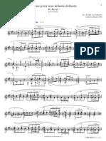 Ravel Maurice Pavane Pour Une Infante Defunte