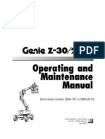 Genie z-30  20HD